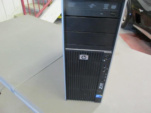 HP Z400 2 4 Ghz Xeon Quad Core | HiBid Auctions