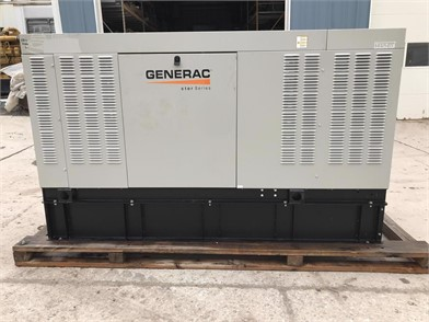 GENERAC 50 KW For Sale - 6 Listings | MachineryTrader com - Page 1 of 1