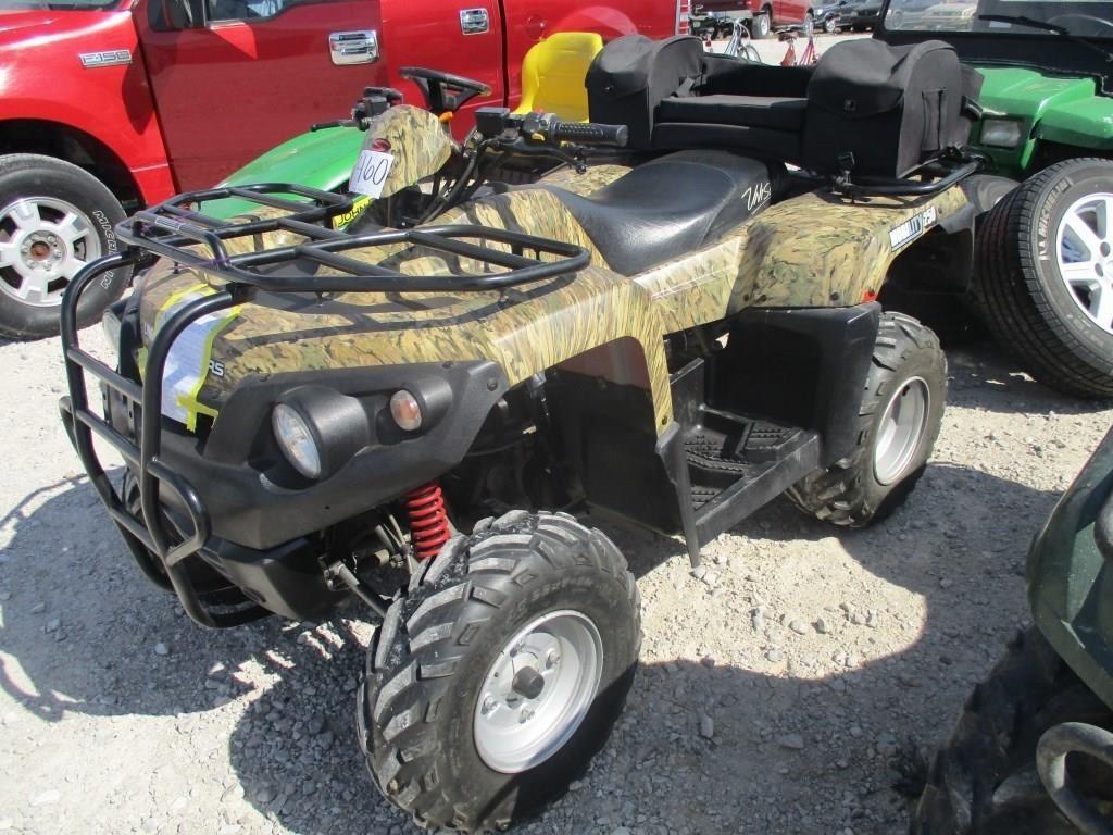 2009 Unison Mobility 250 4-wheeler | Graber Auctions