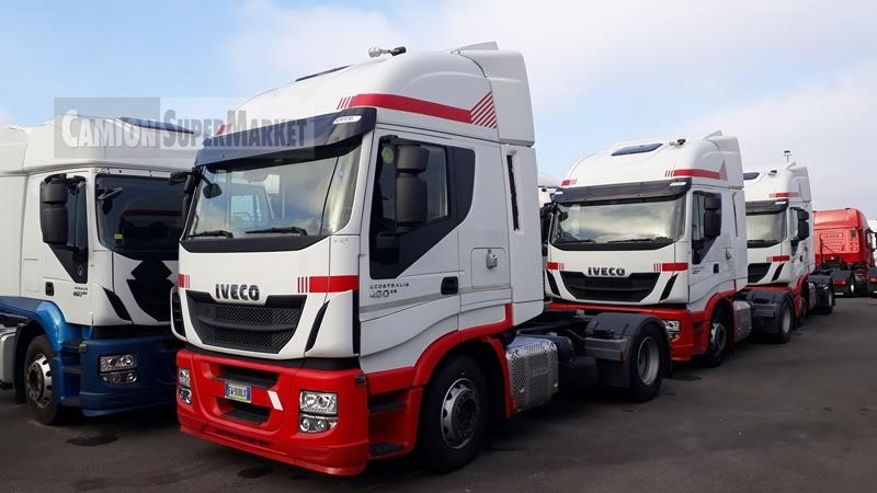 Iveco ECOSTRALIS 480 Second-hand