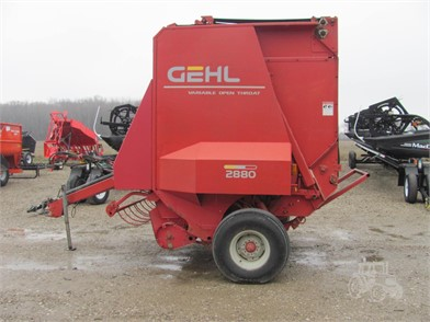 GEHL Round Balers For Sale - 57 Listings | TractorHouse com