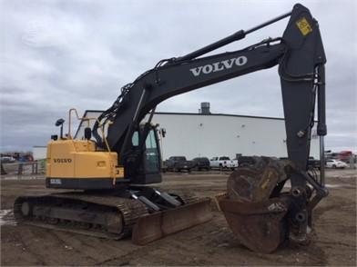 VOLVO ECR235CL For Sale - 3 Listings | MachineryTrader com