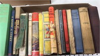 Lot of 16 Antique Books
