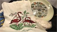 Lot of Vintage Florida Travel Souvenirs 8pcs