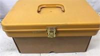 Vintage Wilson Mfg Plastic Sewing Thread Caddy