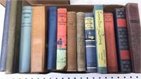 Lot of 13 Antique Books