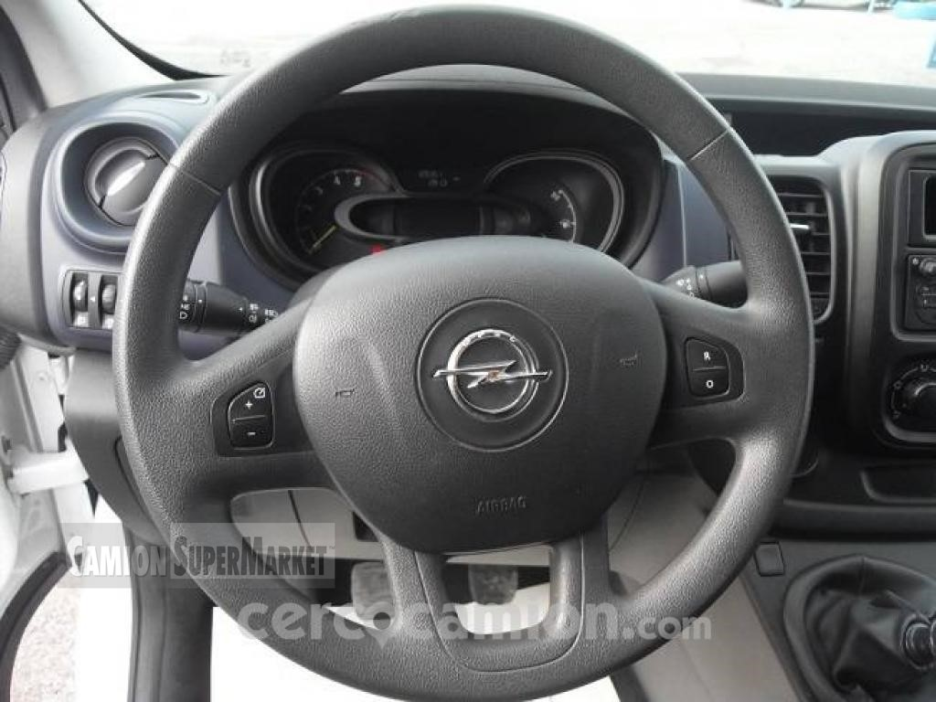 Opel VIVARO Usato 2016