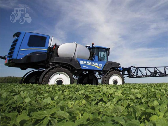 2019 new holland sp 400f