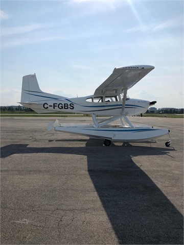 1968 CESSNA 185 AMPHIBIAN For Sale In Markham, Ontario