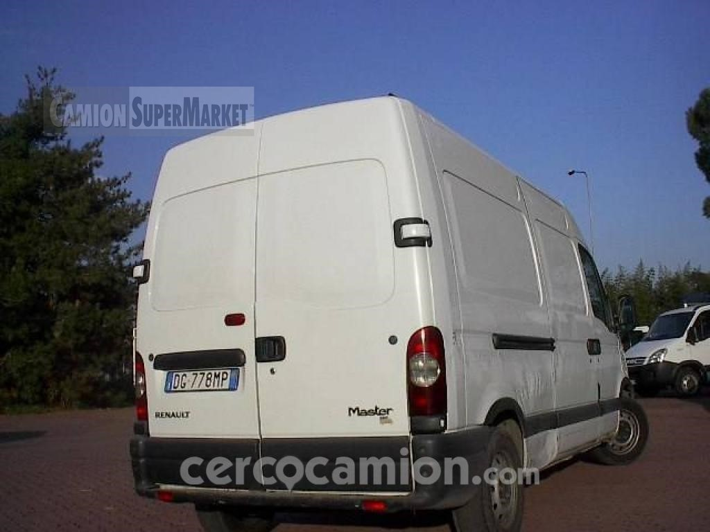 Renault MASTER Usato 2007 Lombardia
