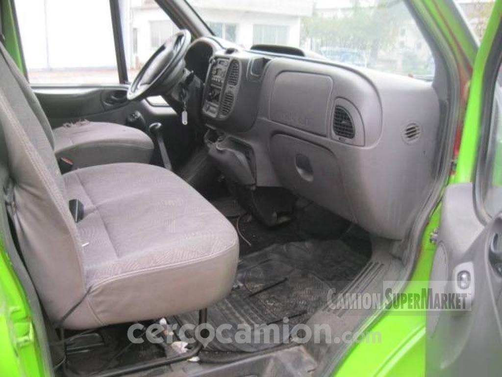 Ford TRANSIT Usato 2004