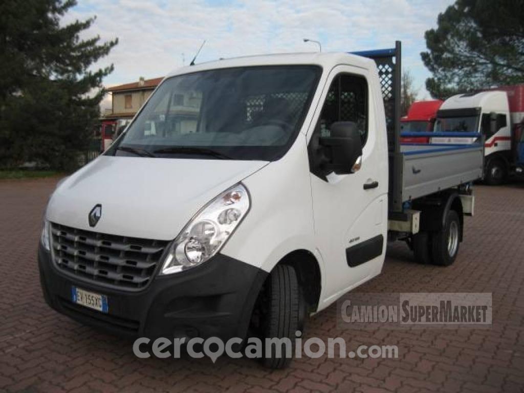 Renault MASTER 130 used 2014