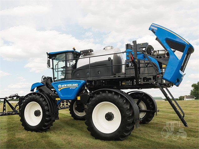 2019 new holland sp 370f