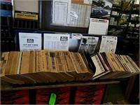 Auto Parts Store/Warehouse Liquidation, Day 1, Friday
