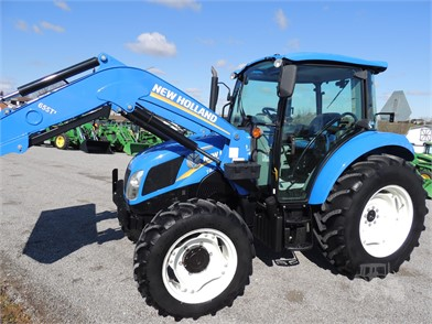 NEW HOLLAND T4 75 For Sale - 104 Listings | TractorHouse com - Page