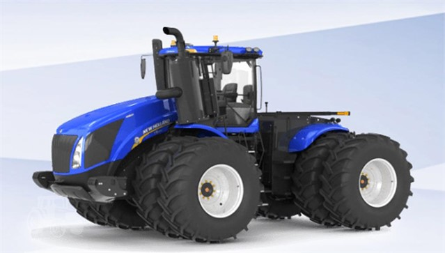 2019 new holland t9 600