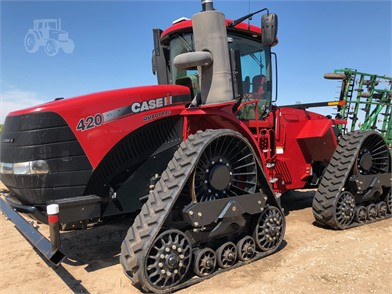 CASE IH STEIGER 420 ROWTRAC For Sale - 36 Listings