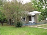 Charming 3bd-2bth Home Auction - Paris, TX.