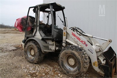 Cable Dahmer Chevrolet >> Takeuchi Wheel Loaders Auction Results 3 Listings Marketbook Co