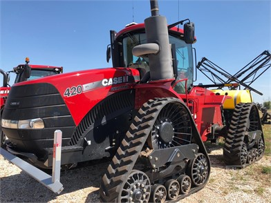 CASE IH STEIGER 420 ROWTRAC For Sale By Central Plains Equipment
