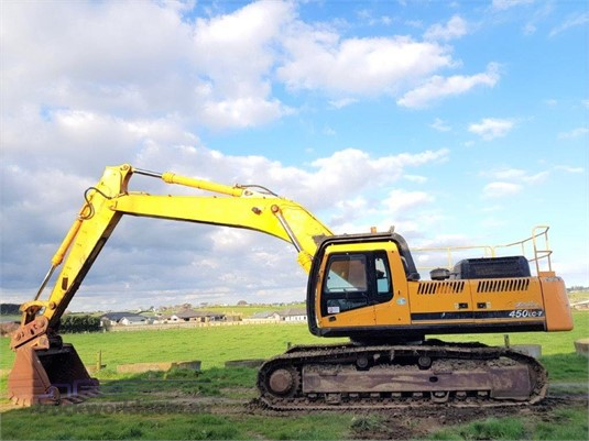 2006 Hyundai Robex 450 LC-7 Heavy Machinery for Sale