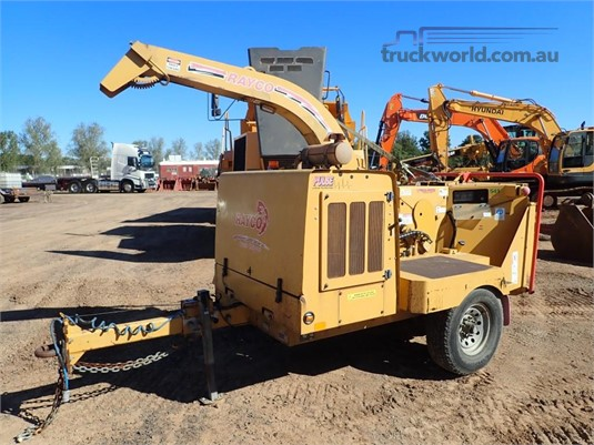 2009 Rayco RC12 - Heavy Machinery for Sale