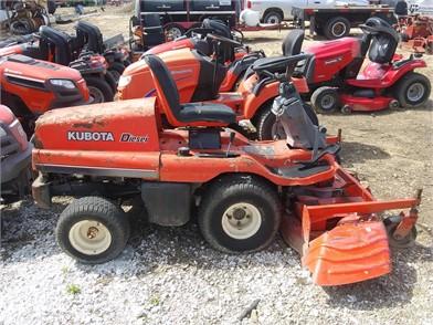 KUBOTA Riding Lawn Mowers Online Auctions - 5 Listings