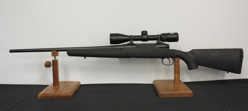 Savage Axis 30-06 Bolt Action Rifle w/Scope | HiBid Auctions