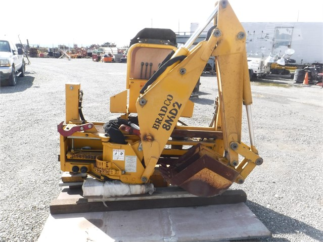 BRADCO 8MD2 Backhoes For Sale In Woodland, California