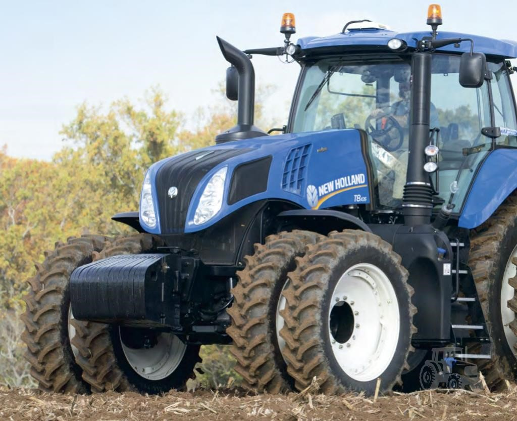 2019 new holland t8 435