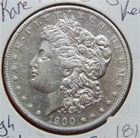 Weekly Coin & Currency Auction 10-13-17