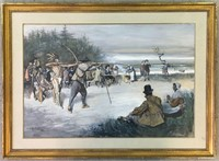 Estate Sale, Paintings, Jewelry, & More