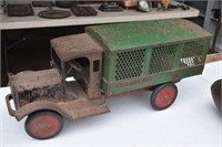Rare 1930's Toy Truck