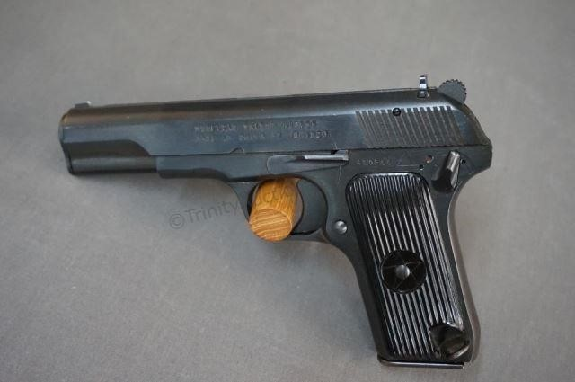 Norinco Tokarev Model 213 9mm Pistol | Trinity Auction Gallery