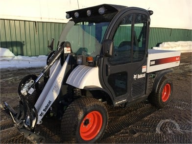 BOBCAT TOOLCAT 5600 Online Auction Results - 19 Listings