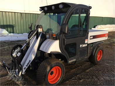 BOBCAT TOOLCAT 5600 Auction Results - 220 Listings