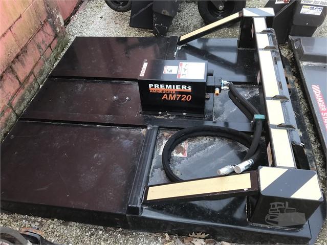 2018 AMMBUSHER AM720 Shredder/Mower For Sale In Beecher, Illinois