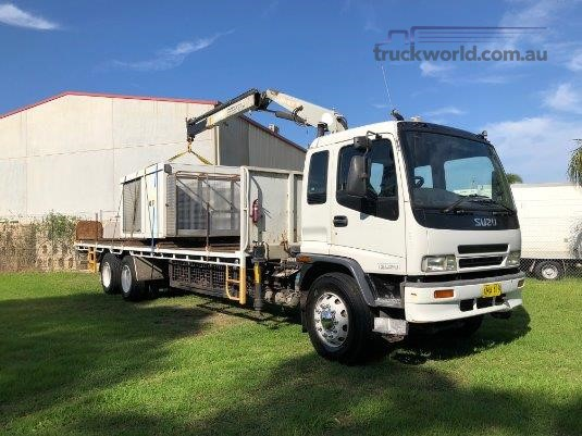 2001 Isuzu FVM 1400 Trucks for Sale