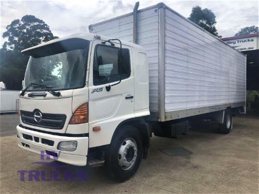2007 Hino FG1J Hunter Valley Trucks - Trucks for Sale