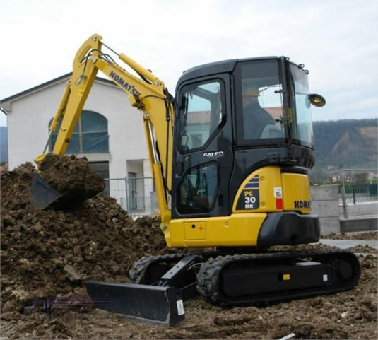 2016 Komatsu PC30MR-3 Heavy Machinery for Sale