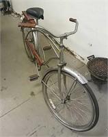 Vintage Bicycles, Beer Advertsing Clocks, Furniture, More