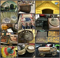 OPEN CONSIGNMENT AUCTION