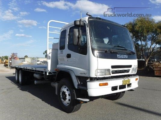 2005 Isuzu FVZ 1400 Long - Trucks for Sale