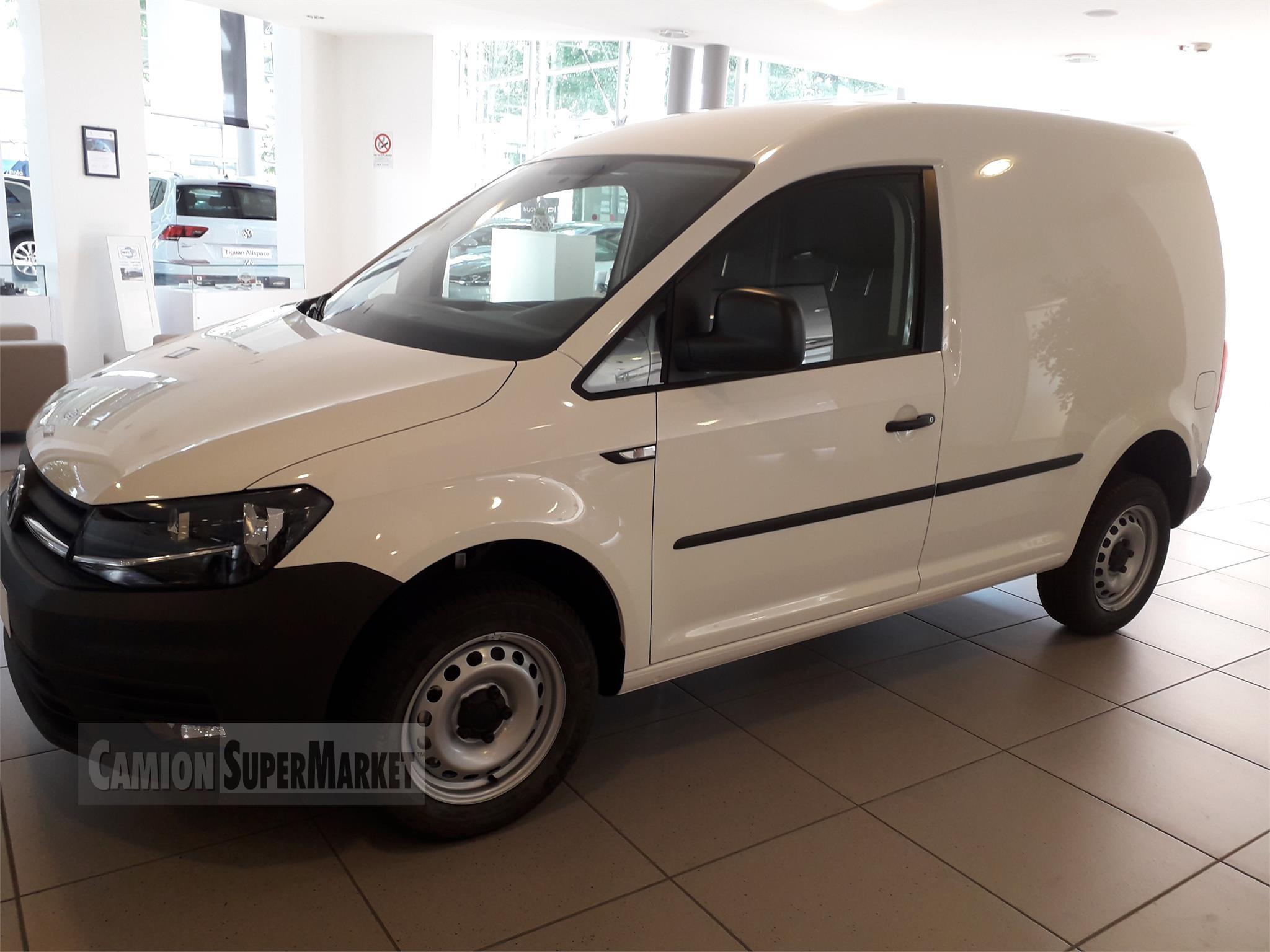 Volkswagen CADDY 2.0TDI Nuovo 2018