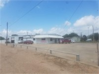 COMMERCIAL PROPERTY 40X80 METAL BUILDING