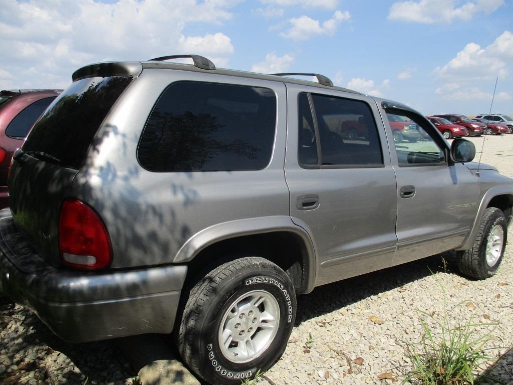 1999 Dodge Durango SLT | Graber Auctions