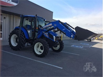 New Holland Tractors For Sale In Tennessee - 86 Listings