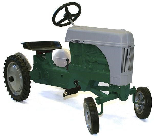Lot # 6693 - SCALE MODELS 35 PEDAL TRACTOR