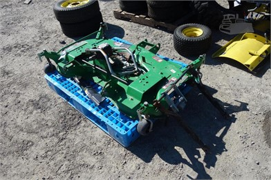 JOHN DEERE 54D Auto Connect Belly Mower Auction Results - 1