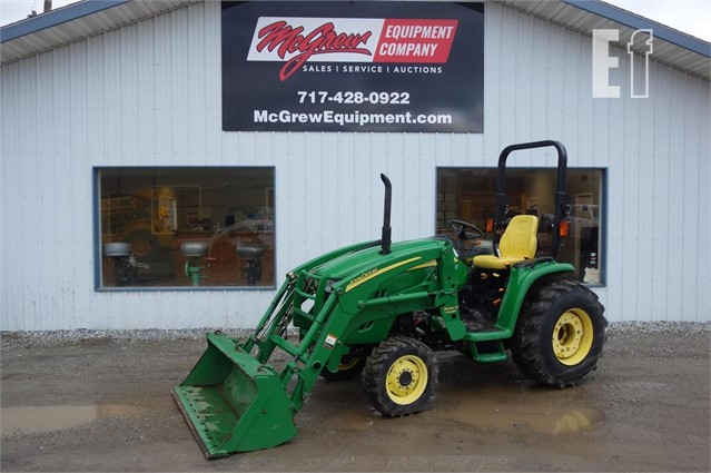 Prächtig EquipmentFacts.com | 2005 JOHN DEERE 3320 Online Auctions @HP_08